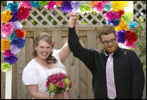 C&C Just Married!