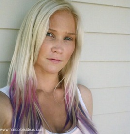 blonde-with-purple-pink-dip-dye-1