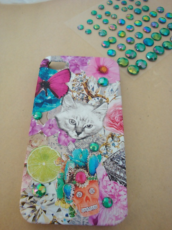 check out 1acd1 661c2 Decoupage Cell Phone Case DIY | victoria day to day