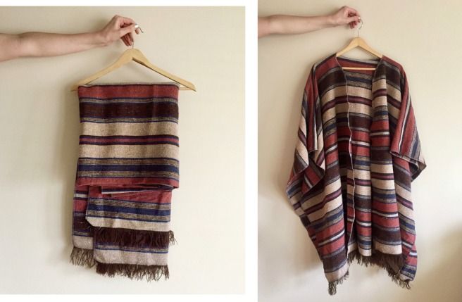 blanket-to-poncho